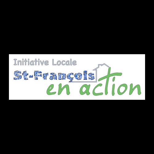Initiative locale St francois en action logo