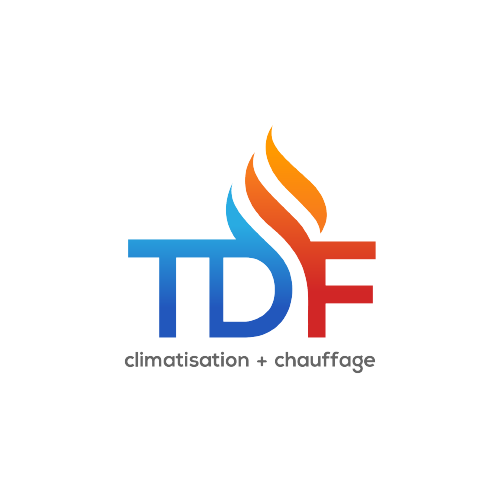 TDF combustion Logo